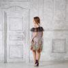 Платье сетка Solena